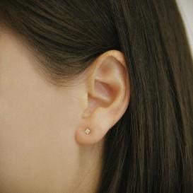 Fraise Earrings