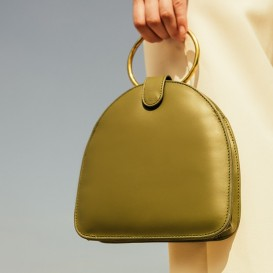 Oro Bag in Moss