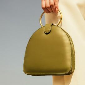 Oro Bag in Moss