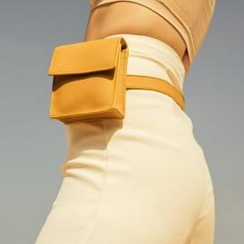 Land Bag in Honey