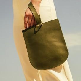 Verse Bag in Moss