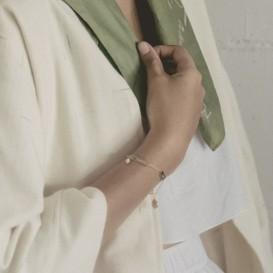 AND Cotton-Silk Bandana