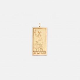 The Magician Card Charm
